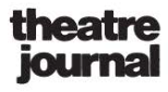 Theatre Journal